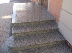 kamieniarstwo schody z granitu wrocław