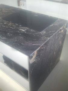 blaty z kamienia fusion black